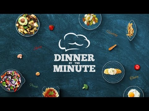 Dinner by the Minute: S3 E4 - MANISODE - BBQ Edition