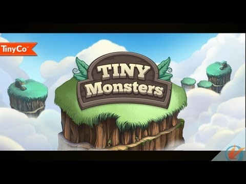 Tiny Monsters™ - iPhone & iPad Gameplay Video