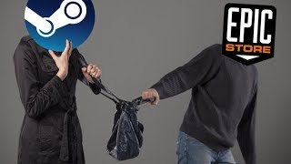 Steam Robbed in Crowdfunding Bait and Switch - Inside Gaming Daily
