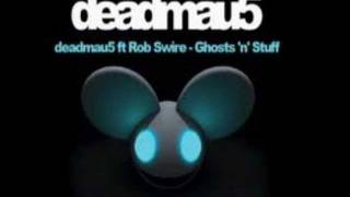 Deadmau5 Feat. Rob Swire   Ghosts N Stuff (Speed Up)
