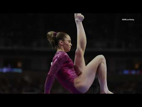Olympic Gold Medal Gymnast    I Was Molested By  4199512 2000
