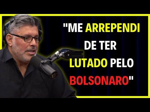 ALEXANDRE FROTA CONTA DECEPO COM BOLSONARO | Cortes Podcast - Os Melhores!