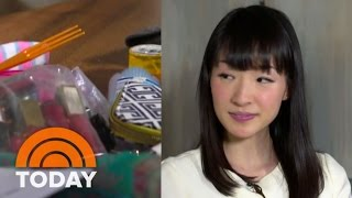 Marie Kondo Reveals Simple Ways To Get Organized, Save Time And Space | TODAY