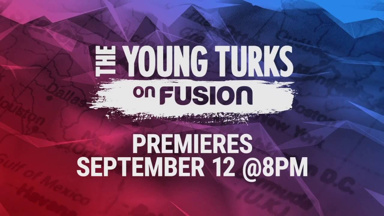 Who Are The Young Turks? TYT on Fusion thumbnail