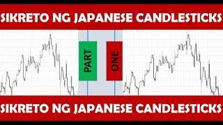 Sikreto Ng JAPANESE CANDLESTICKS Forex Trading - Part1