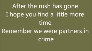 Spandau Ballet Gold Lyrics