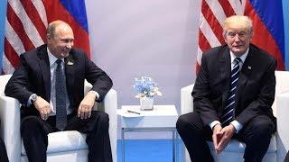 Трамп подписал новый пакет санкций против России | НОВОСТИ