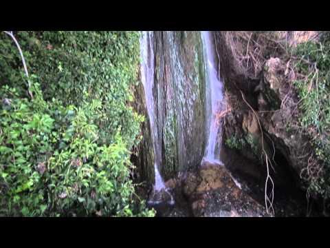 Parajes de Faraján: Chorrera de Balastar