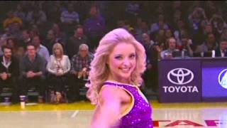 Laker Girls - Shake Your Tail Feather