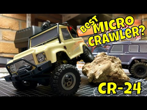 Awesome little crawler.