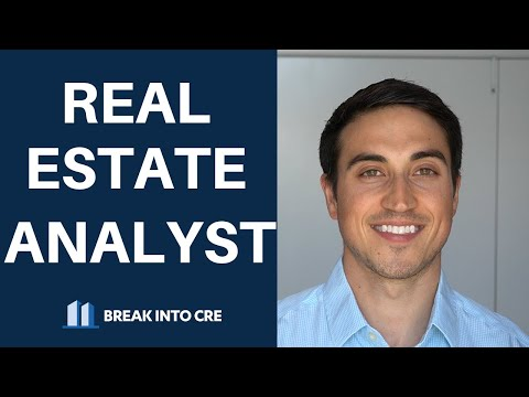 Real Estate Analyst Job - What Do You Actually Do All Day ...