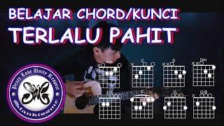 Slank - Terlalu Pahit CHORD/KUNCI GITAR Versi Asli