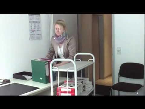 Bürowagen und Aktenwagen