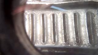 Последствия применения Крота,для промывки радиатора печки.