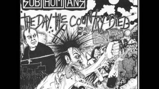 subhumans [uk] - mickey mouse is dead