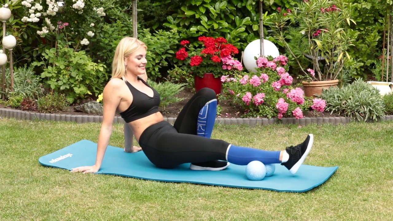 Video von: Massagerolle Duoball