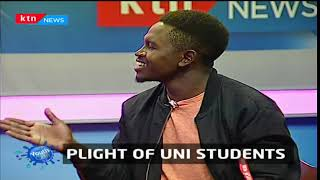 Youth Cafe: The plight of universities