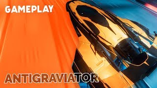 Antigraviator - Gameplay ao vivo!