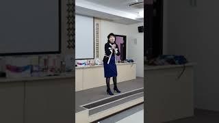 Лисина Светлана выступление на БМВ 21 мая 2018 г.