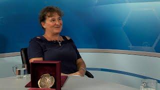 A Hét Embere - Kecskésné Sipos Andrea / TV Szentendre / 2020. 09. 21.