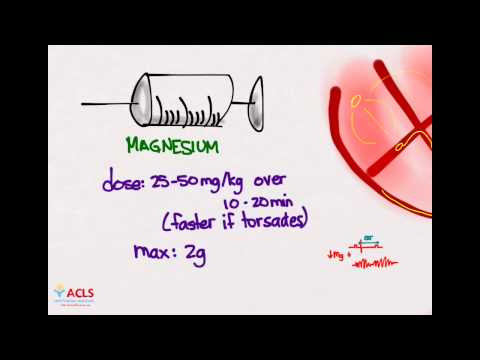 PALS Medications Part Two by ACLS Certification Institute - YouTube