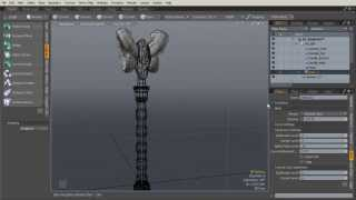 MODO Top Tip: Create High Quality Normal Maps For Your Own Game Assets