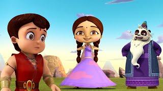 Super Bheem - Dancing Queen Chutki   Cartoons for kids in Hindi