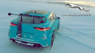 Jaguar Racing Arctic Circle Challenge | Jaguar I-PACE eTROPHY
