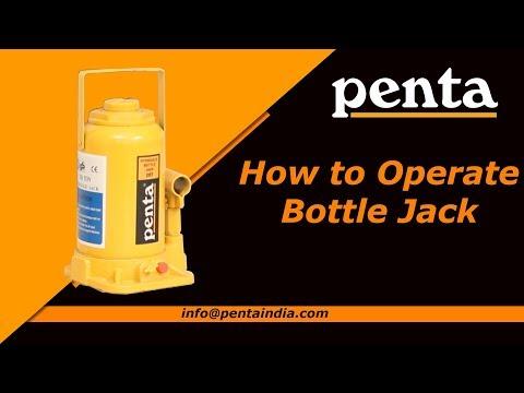 Hydraulic Bottle Jack