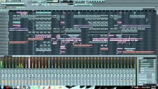 Alan Walker - Faded (Orchestra version) [FL Studio + FLP]