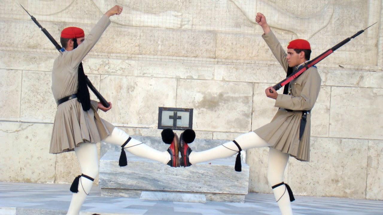 syntagma square, sintagmatos, athens, greece