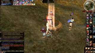 Lineage 2 - Wind Rider PVP (Short Video)
