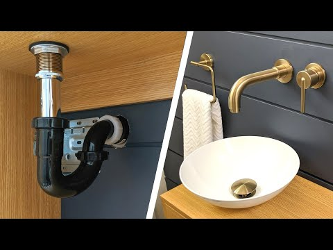 How To Install A Bathroom Sink Drain 4 Steps With Pictures Instructables