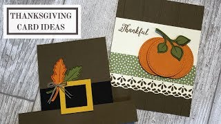 Thanksgiving Card Ideas