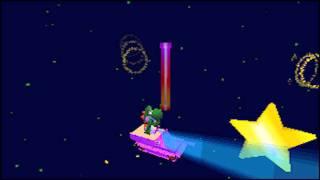 Nyan Cat goes Mario Kart DS