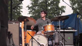 Tapes 'n Tapes - Cowbell (Live at Rock the Garden 2011)