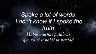 Cage The Elephant - Trouble | Lyrics [Ingles - Español] Audio HQ