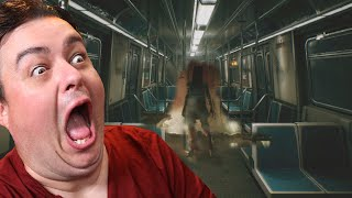 ULTRA REALISM TRAIN HORROR