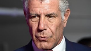 The Double Life Of Anthony Bourdain