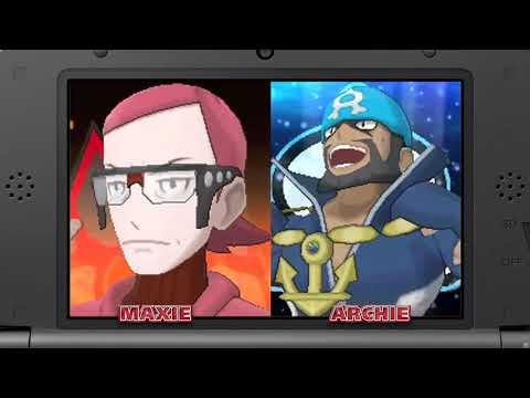 Видео № 0 из игры Pokemon Alpha Sapphire (Б/У) [3DS]