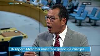 Rohingyas need international protection in their homeland of Arakan, Myanmar.