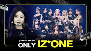 IZ*ONE(아이즈원) at 2020 MAMA All Moments