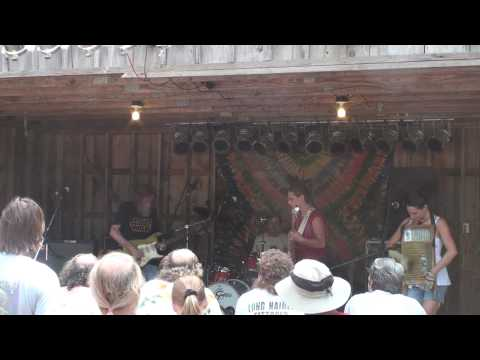 Randy Crouch - Mulberry Mountain Harvest Music Festival