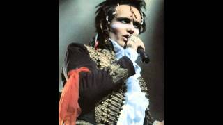 Adam & The Ants - Never Trust A Man (With Egg On His Face) - 1979 Peel Session