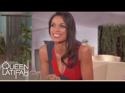 , title : 'Five Things You Never Knew About Rosario Dawson | The Queen Latifah Show'