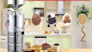 Commercial Peanut Butter Making Machine - Nut Butter Extractor