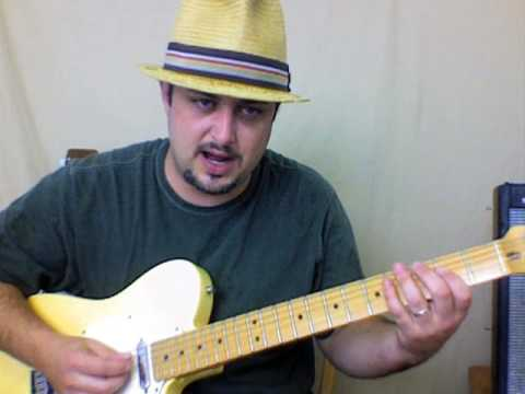 Guitar Tips - String Vibrato - Free Online Guitar Lessons