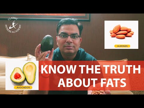 Know the truth about fat  Fat does not make you fat   Dr Chirag Sethi ...