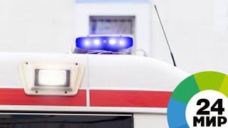 В Казахстане столкнулись два автобуса: двое погибли, 14 ранены - МИР 24