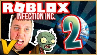 VI GØR DET IGEN 👺 INFICERER VERDEN OG OVERTAGER DEN! 🗺 :: Infection Inc. - Dansk Roblox